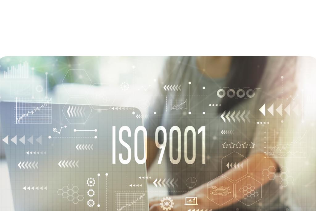 Zertifizierung DIN ISO 9001
